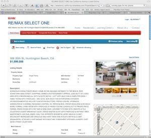 remax.com's property detail page