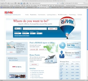 remax homepage